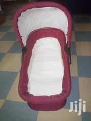 Baby Crib Maroon | Children's Gear & Safety for sale in Central Region, Kampala