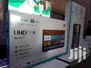 Hisense 55 Inches Smart Uhd, Android 4K Digital Flat Screen TV | TV & DVD Equipment for sale in Central Region, Kampala