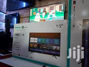55 Inches Hisense Smart 4K Android 2020 Flat Screen TV | TV & DVD Equipment for sale in Central Region, Kampala