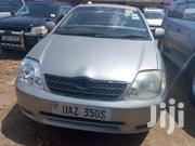 Toyota Corolla 2003 Silver   Cars for sale in Central Region, Kampala