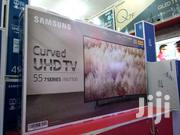 SAMSUNG CURVE 55 SMART ULTRA HD (4) 2019 MODEL | TV & DVD Equipment for sale in Central Region, Kampala