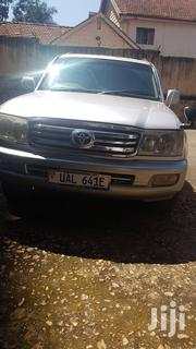 Toyota Land Cruiser 2002 90 Automatic Silver | Cars for sale in Central Region, Kampala
