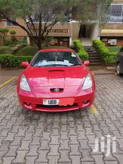 Toyota Celica 2001 TS Red   Cars for sale in Central Region, Kampala