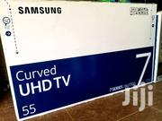 Brand New Samsung Curved UHD TV 55 Inches | TV & DVD Equipment for sale in Central Region, Kampala