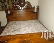 5x6 Bed,Matress And Dressing Mirror | Furniture for sale in Central Region, Kampala