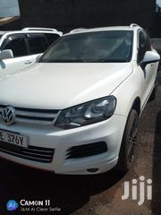 Volkswagen Touareg 2012 White | Cars for sale in Central Region, Kampala