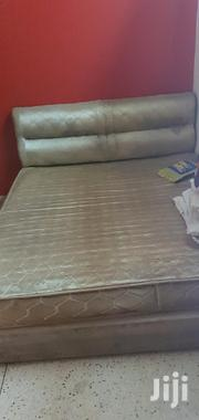 Bed 6×6 With Spring Mattress | Furniture for sale in Central Region, Kampala