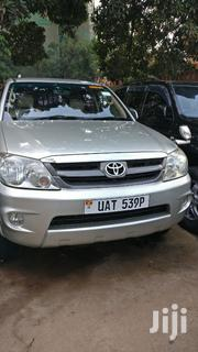 Toyota Fortuner 2003 Silver | Cars for sale in Central Region, Kampala