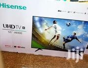 Brand New Hisense UHD 4k Smart TV 55 Inches | TV & DVD Equipment for sale in Central Region, Kampala