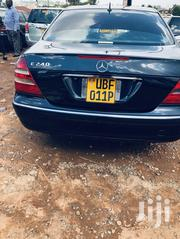 Mercedes-Benz C240 2008 Black | Cars for sale in Central Region, Kampala