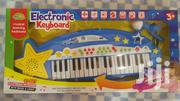 Brand New Kids Electronic Keyboard or Piano With Mic | Toys for sale in Central Region, Kampala