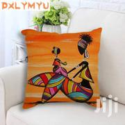 African Life Painting Cushion Pillow Case | Home Accessories for sale in Central Region, Kampala