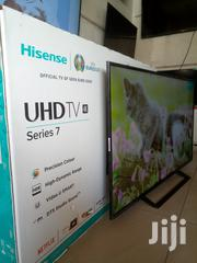 "Hisense Smart 55 "" UHD 4k Flat Screen Digital TV 