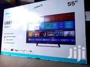 New 55inches Hisense Smart UHD 4k TV | TV & DVD Equipment for sale in Central Region, Kampala