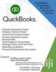 Quickbooks Training | Computer & IT Services for sale in Central Region, Kampala
