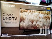 49' Samsung Curved Smart UHD 4k TV | TV & DVD Equipment for sale in Central Region, Kampala