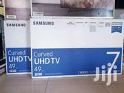 49inches Samsung Curved Smart UHD 4k TV Brand New | TV & DVD Equipment for sale in Central Region, Kampala