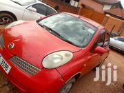 Nissan March 1999 Red | Cars for sale in Central Region, Kampala
