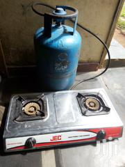 12kg Gas Cylinder and Two Stove Cooker | Kitchen Appliances for sale in Central Region, Kampala
