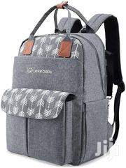 Large Nappy Changing Backpack Bag With Changing Mat, Arrow Print | Baby & Child Care for sale in Central Region, Kampala