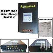 MPPT Solar Charge Controllers 60A, 50A, 40A & 30A Dc12v/24/48V | Solar Energy for sale in Central Region, Kampala