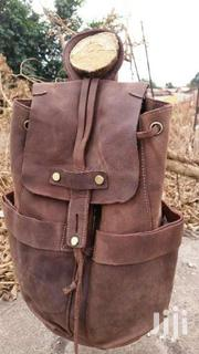 Leather Backpack | Watches for sale in Central Region, Kampala