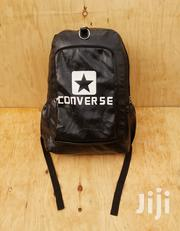 Leather Converse Backpack Halla | Bags for sale in Central Region, Kampala