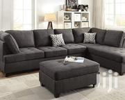 L Shape Sofa With a Center Table for Order | Furniture for sale in Central Region, Wakiso