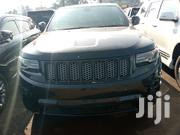 Jeep Grand Cherokee 2016 Limited 4dr 4x4 Black | Cars for sale in Central Region, Kampala