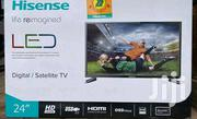 Hisense LED HD Digital Satellite TV 24 Inches | TV & DVD Equipment for sale in Central Region, Kampala