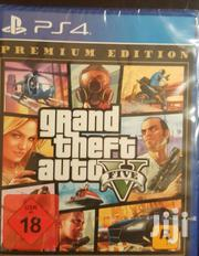 GTA V Game For Ps4 | Video Games for sale in Central Region, Kampala