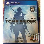 Rise Of The Tomb Raider PS4 Game | Video Games for sale in Central Region, Kampala