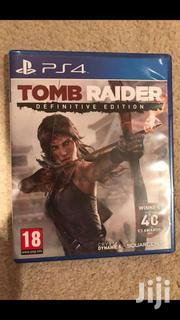 Tomb Raider Definitive Edition Ps4 Game | Video Games for sale in Central Region, Kampala