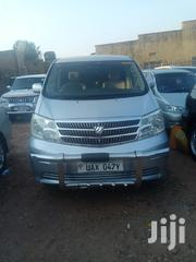 Toyota Alphard 2002 Silver | Buses & Microbuses for sale in Central Region, Kampala