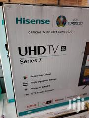 Brand New Hisense Smart Ultra Hd 4k TV 55 Inches | TV & DVD Equipment for sale in Central Region, Kampala