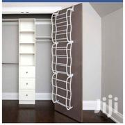 Wall And Door Mount Shoe Rack For 36 Pairs | Doors for sale in Central Region, Kampala