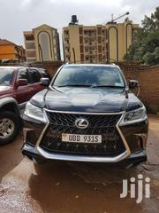 Lexus LX 2016 Black | Cars for sale in Central Region, Kampala