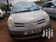 Nissan Note 2002 Gray | Cars for sale in Central Region, Kampala