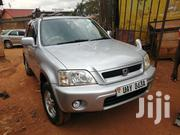 Honda CR-V 2000 2.0 Automatic Silver   Cars for sale in Central Region, Kampala