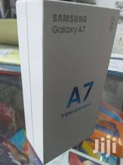 Brandnew Samsung Galaxy A7 (2018) With 64GB ROM + Triple Rear Camera | Mobile Phones for sale in Central Region, Kampala