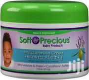 Soft & Precious Moist Creme Hair Dress-tray Dry 8oz | Baby & Child Care for sale in Central Region, Kampala