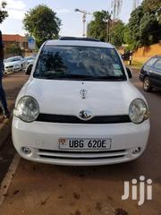 Toyota Sienta 2003 White | Cars for sale in Central Region, Kampala