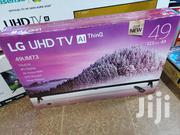 Brand New Lg 49inch Smart Uhd 4k Tvs 2019 Model | TV & DVD Equipment for sale in Central Region, Kampala