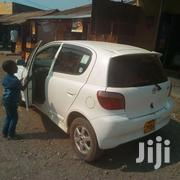 Toyota Vitz 2004 White   Cars for sale in Nothern Region, Lira