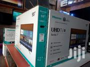 Hisense Android 2020 Uhd 4K Digital Flat Screen TV 55 Inches | TV & DVD Equipment for sale in Central Region, Kampala