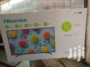Brand New Hisense Smart UHD Tv 43 Inches | TV & DVD Equipment for sale in Central Region, Kampala