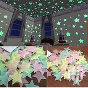 Luminous Glow In The Dark Stars Wall Fluorescent Stickers | Home Accessories for sale in Central Region, Kampala
