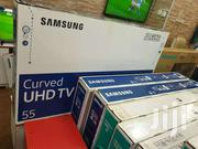 Brand New Samsung 55inches Smart 4k UHD | TV & DVD Equipment for sale in Central Region, Kampala