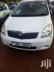 Toyota Spacio 2002 White | Cars for sale in Central Region, Kampala