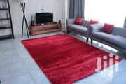 Modern Hot Red Shaggy Carpet | Home Accessories for sale in Central Region, Kampala